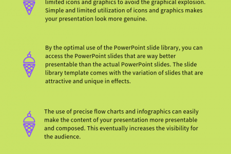 Tips that will help you design a PowerPoint Presentation That Rock Infographic