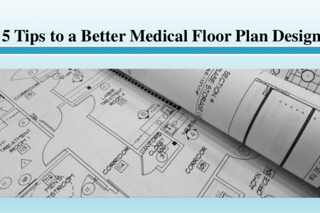 Tips to a Better Medical Floor Plan Design Infographic