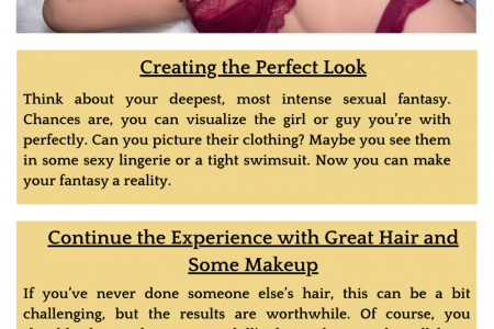 Tips to Boost Experience for Mind Blowing Sex with Your Doll Infographic