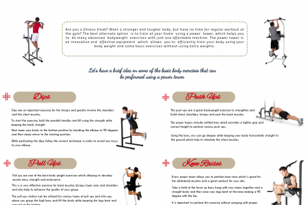 Tips to Burn Calories Without Weights Infographic