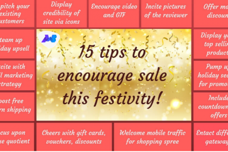 Tips to Encourage Sale this Festivity Infographic