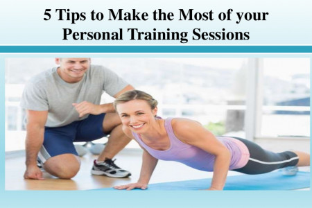 Tips to Make the Most of your Personal Training Sessions Infographic