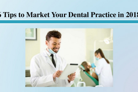 Tips to Market Your Dental Practice in 2018 Infographic