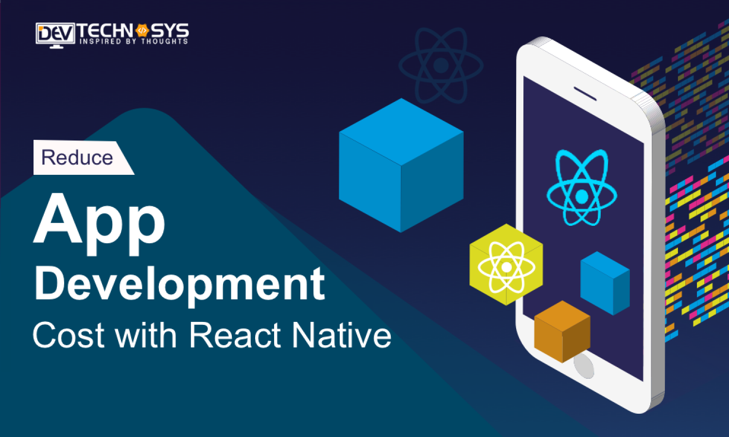 Tips to Reduce App Development Cost with the Aid of React Native Infographic