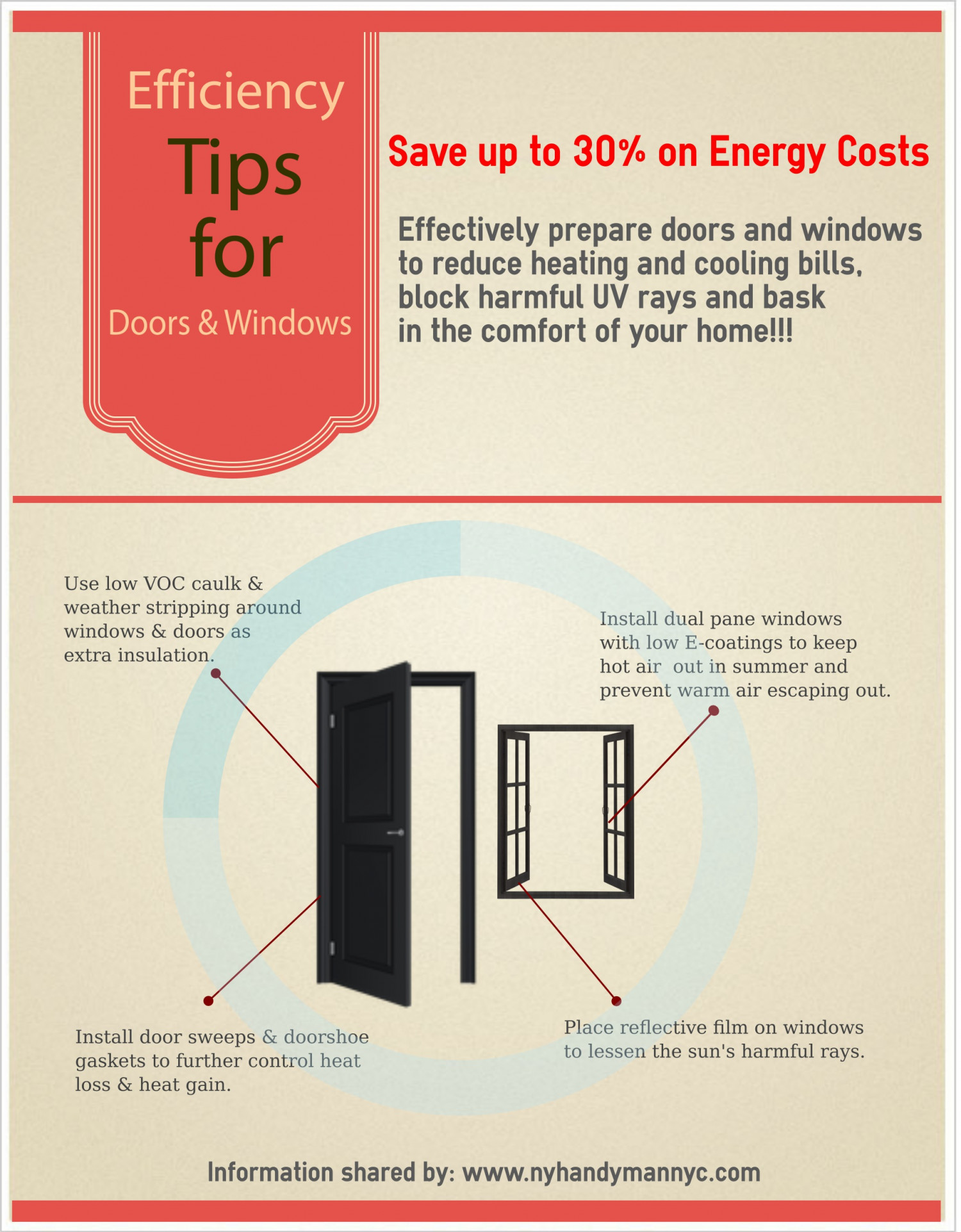 Tips to Save Electricity Bill up to 30%  Infographic