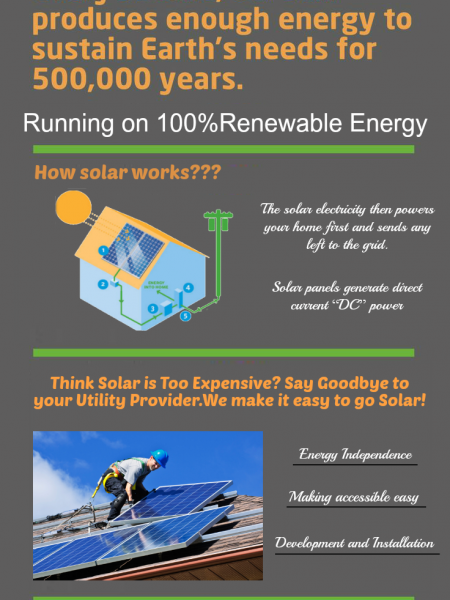 To choose Affordable Solar Panel System Infographic