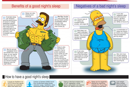 To Sleep... Or Not To Sleep Infographic