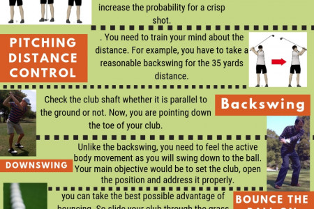 Top 10 Best Golf Pitching Tips for Beginners Infographic