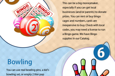 Top 10 Carnival Game Ideas Infographic