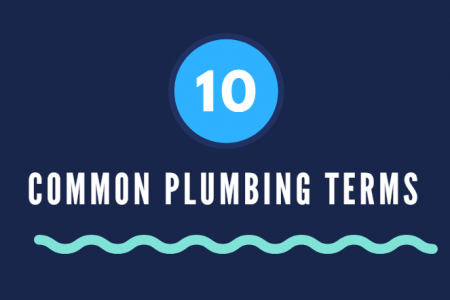 Top 10 Common Plumbing Terms Infographic