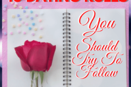 Top 10 Dating Rules You Should Try To Follow Infographic