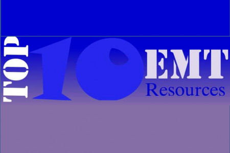 Top 10 EMT Resources Infographic
