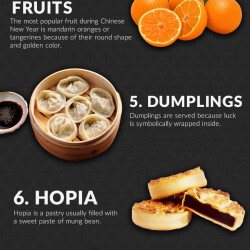 top 10 popular chinese new year food in the philippines visually - Chinese New Year Food