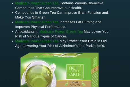 Top 10 reason to drink green tea - Infographic Infographic
