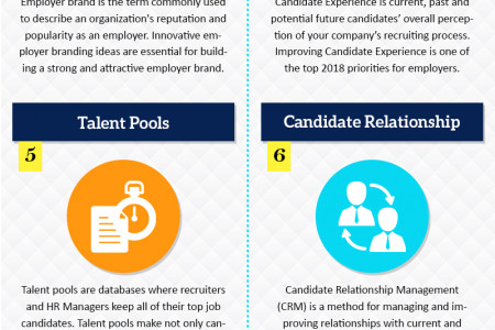 Top 10 Recruiting Trends You Should Implement in 2018 | IBA InfoTech LLC Infographic