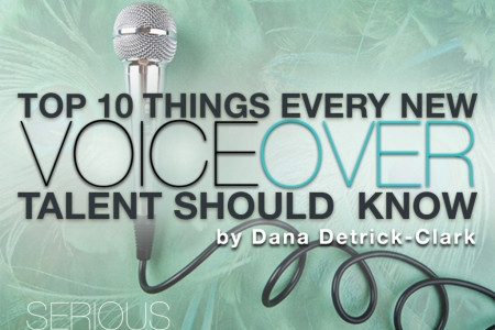Top 10 Things Every New Voice Over Talent Should Know Infographic