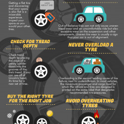 Top Ten Tyre Safety Tips