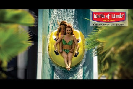 Top 10 Waterslides 2015 - Worlds of Wonder Infographic