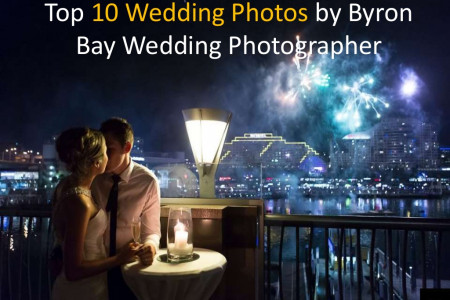 Top 10 Wedding Photos by Byron Bay Wedding photographer Infographic