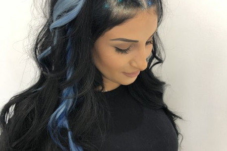 Top 2 Trendiest Hairstyles For Wavy Lace Front Wigs. Infographic