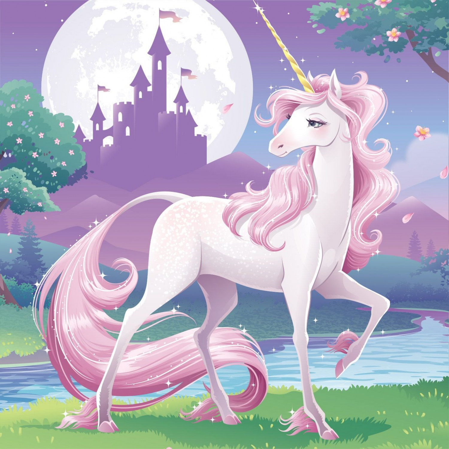 Top 25 Fantastical Unicorn Gifts Infographic