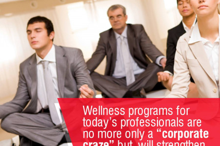 Top 3 Trends That'll Redefine Corporate Wellness Programs in 2017 Infographic
