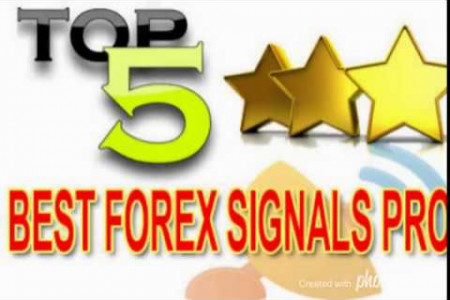 Top 5 best forex signals service provider Infographic