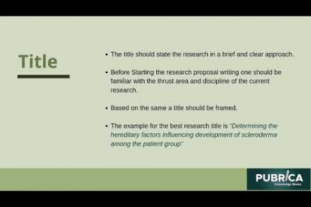 Top 5 Reasons for writing an Effective Research Proposal for Healthcare Dissertation: Pubrica.com Infographic