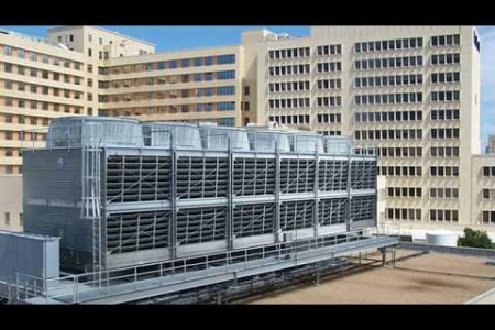 Top 5 Significant Cooling Tower Parts and Components Infographic