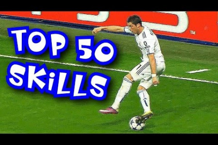 Top 50 Skill Moves 2015 - Vote Now Infographic