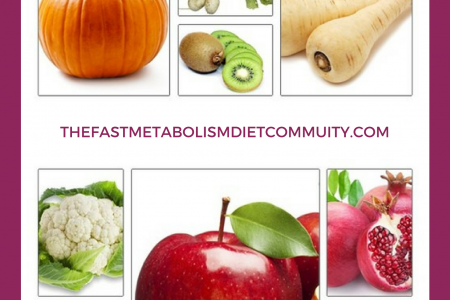 Top 8 Superfoods to Eat this Fall Season Infographic