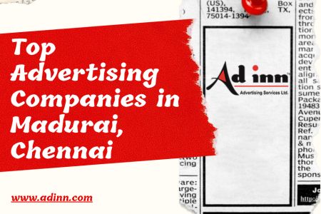 Top Advertising Companies in Madurai, Chennai Infographic