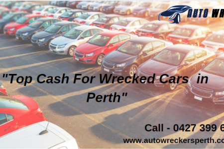 Top Cash For Wrecked Cars  in Perth Infographic