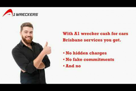 Top Cash Paid For All Cars Across Brisbane - Best Place To Sell Scrap Car Brisbane Infographic