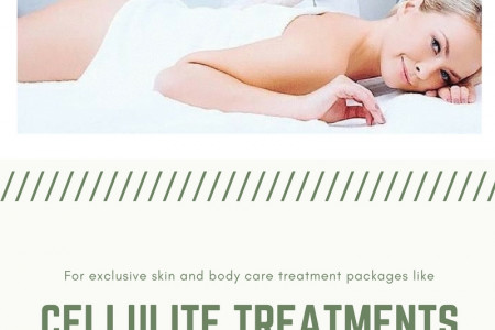 Top Cellulite Treatments in Miami at affordable price Infographic
