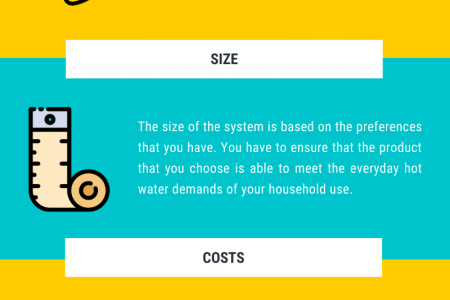 Top Considerations When Choosing Hot Water System Infographic
