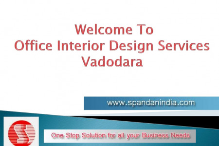 Top Corporate Office Interior Designers India Infographic