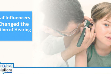 Top Deaf Influencers Who Changed the Perception of Hearing Loss Infographic
