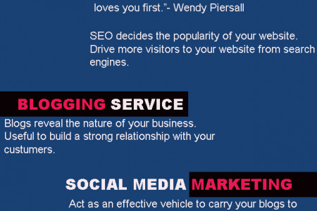 Top Digital Marketing Agency  Infographic