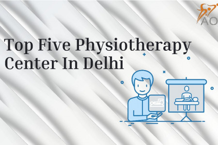 Top Five Physiotherapy Center In Delhi Infographic