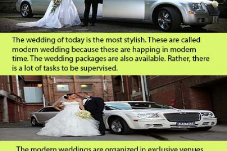 Top Limo Wedding Tips Infographic