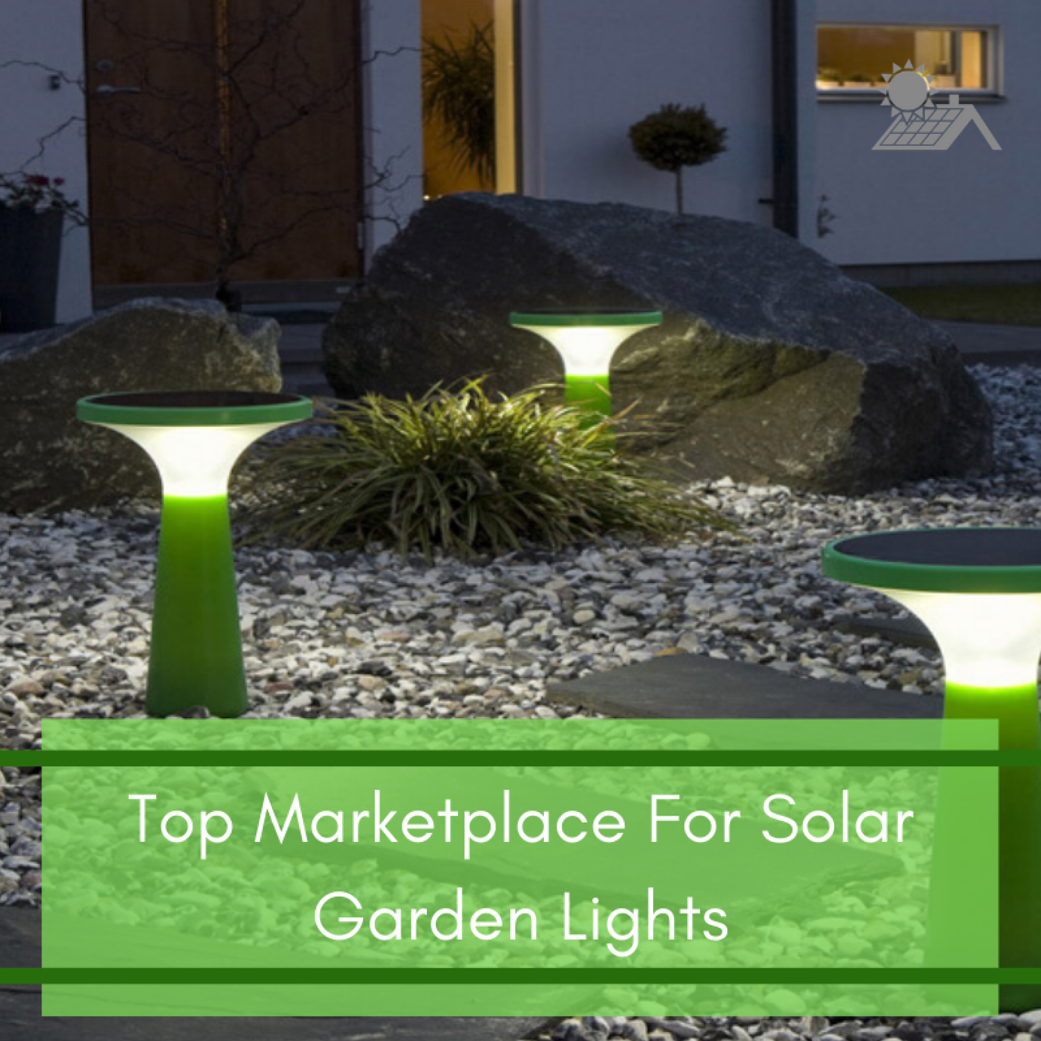 Top Marketplace For Solar Garden Lights  Infographic
