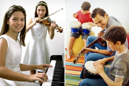 Top Private Music Lessons in Calgary Infographic
