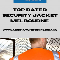 Top Rated Security Jacket Melbourne -  www.murrayuniforms.com.au | Visual.ly