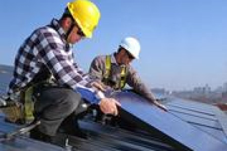 Top rated Solar Jobs Infographic