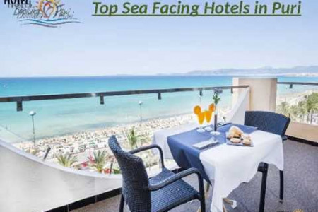 Top Sea Facing Hotels in Puri  Infographic