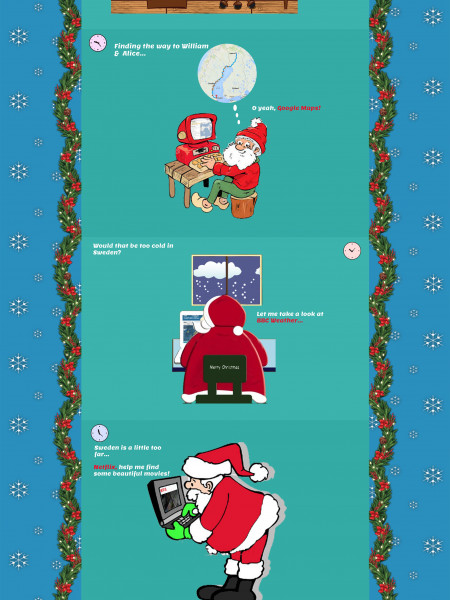 Top Secret: Christmas To Do List Infographic
