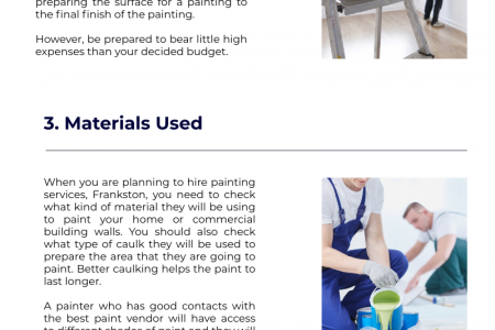 Top Tips for Hiring the Best Painting Services Infographic