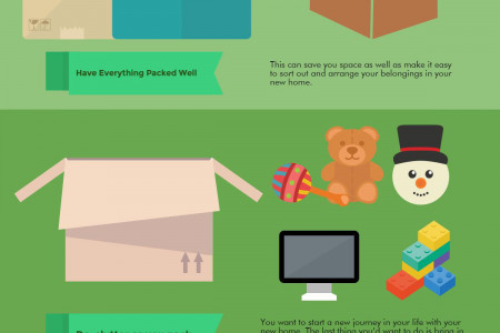 Top Tips for Packing Infographic