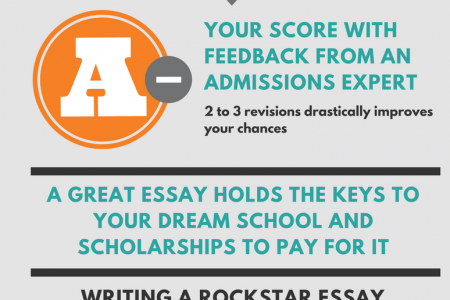 Top Tips to Write Your Admission Essays  Infographic